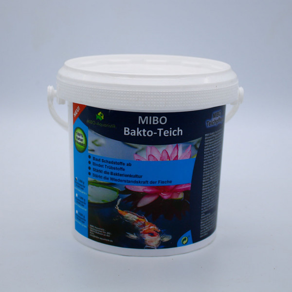 MIBO Bakto Teich
