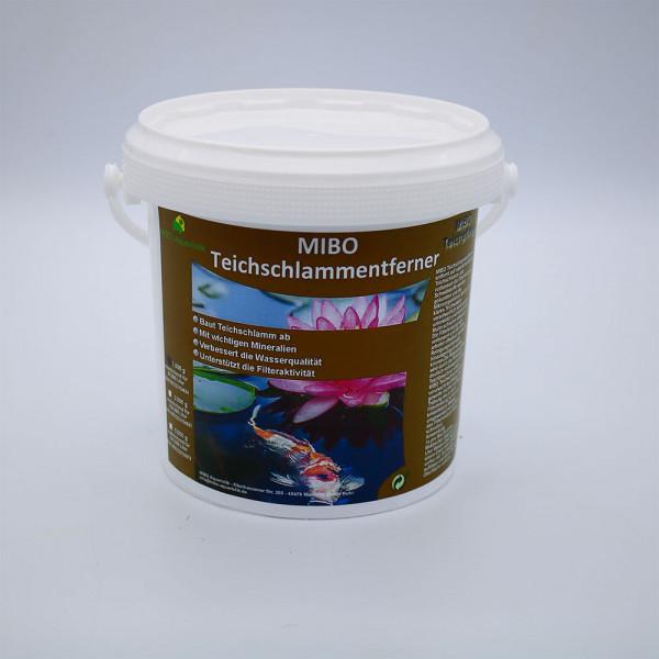 MIBO Teichschlammentferner